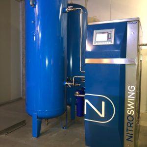 Stickstoff- und Sauerstoffgeneratoren