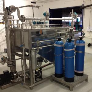 Ultrafiltrationsanlage