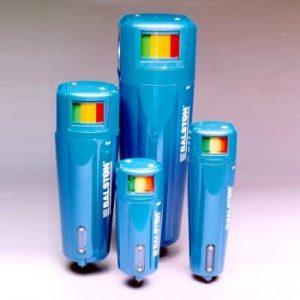 Druckluft-, Gas-, Vakuumfilter